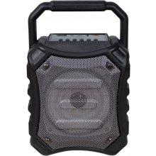 OMEGA Bluetooth kõlar V2.1 Disco OG81B, must...
