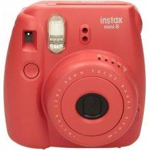 Fotokaamera FUJIFILM instax mini 8 raspberry