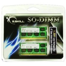 Mälu G.Skill SO DDR3 8GB PC 12800 CL11 1,35V...