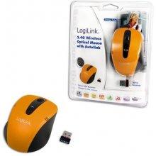Мышь LogiLink Maus mini Funk 2.4 GHz 1600dpi...