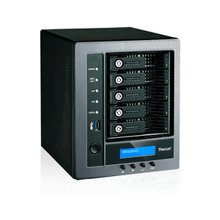 THECUS NAS N5810PRO Tower 5bay Intel CPU...