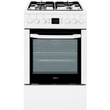 BEKO Gas-electric cooker CSE52320DW