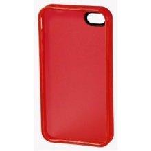 Hama Handy-ümbris TPU punane für Apple...