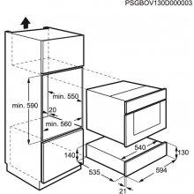 Микроволновая печь ELECTROLUX EED14700OX