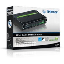 TRENDNET Switch 5-Port Gbit GREENnet