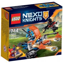 LEGO NEXO KNIGHTS 70310 Knighton Battle...