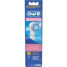 BRAUN Oral-B extra brushes Sensitive 2-parts