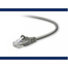BELKIN кабель CAT5E RJ45/RJ45 1.0M SNG