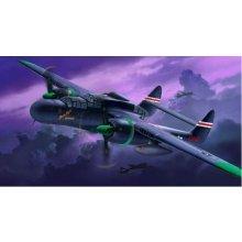 Revell Northrop P-61A/B чёрный Widow