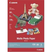 Canon fotopaber MP-101 A4 matt 170g 5 lehte