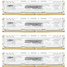 Mälu Crucial Ballistix Sport LT 32GB Kit...