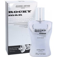 Jeanne Arthes Rocky Man Irridium 100ml - Eau...