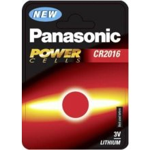 PANASONIC CR2016 - liitium COIN CR2016...