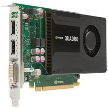 Видеокарта HP INC. NVIDIA Quadro K2000 2GB...