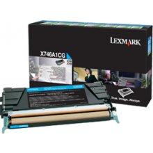 Tooner Lexmark X746A1CG, Laser, Lexmark...