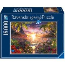 RAVENSBURGER 18000 EL. Paradise Sunrise