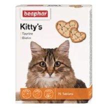 Beaphar Kitty`s Taur/Biotin toidulisand...