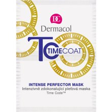 Dermacol Time Coat Intense Perfector Mask...
