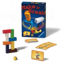 RAVENSBURGER Game Make`n`Break Midi