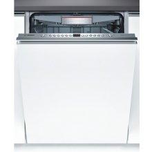Посудомоечная машина BOSCH SBV69N91EU (EEK:...