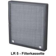 Steba LR 5, серебристый,  HEPA/Carbon, LCD