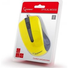 Hiir Gembird optiline mouse 1200 DPI, USB...