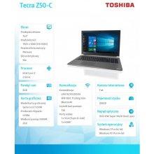 Sülearvuti TOSHIBA Tecra Z50-C-12N WIN7...