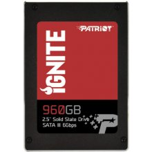 Жёсткий диск PATRIOT Ignite 960GB SSD Drive...
