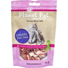 PLANET PET SOCIETY maius kassidele kanakeere...