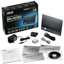 Asus DSL-AC56U ruuter ADSL/VDSL AC1200...