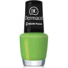 Dermacol Neon Polish 09 poison, Cosmetic...