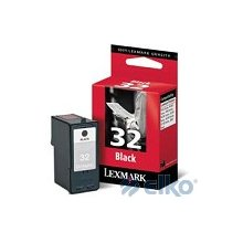 Tooner Lexmark No.32 Black Print Cartridge...