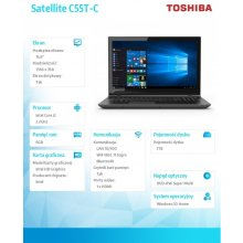 Ноутбук TOSHIBA Satellite C55T-C5300 WIN10...