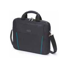 Dicota Slim Case Base 12 - 13.3 black blue...