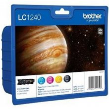 Тонер BROTHER Multipack LC1240 CMYK...