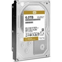 Kõvaketas WESTERN DIGITAL HDD | | Gold | 6TB...