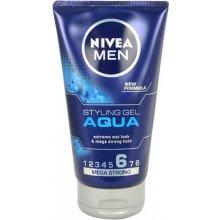 NIVEA Men Aqua 150ml - Hair Gel meestele...