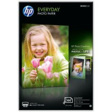 HP Everyday Glossy 100/10x15, Gloss, белый...