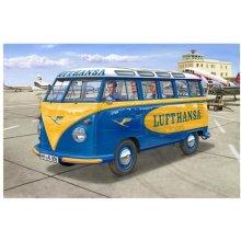 Revell car VW T1 Sa mba bus Lufthans