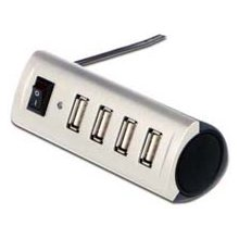 Ednet 4 Port USB Hub, Eco