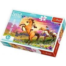 TREFL Puzzle 30 elements - Spirit of...