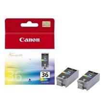 Тонер Canon CLI-36, Black, Cyan, Magenta...