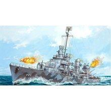 Revell U.S.S. Fletcher DD-445