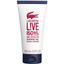 Lacoste Live Shower Gel 150ml - мужской гель...