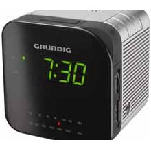 Радио Grundig Sonoclock 590 серебристый