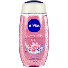NIVEA Waterlily & Oil 250ml - гель для душа...