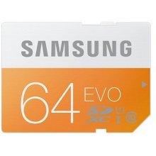 Флешка Samsung 64GB SD EVO C10 45R