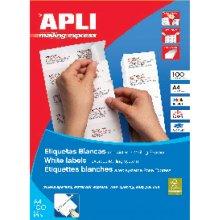 Apli Etiketid ILC iseliimuvad 105 x 74mm...