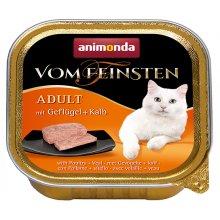 Animonda Vom Feinsten ADULT linnuliha +...