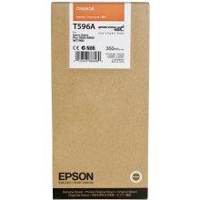 Tooner Epson tint cartridge oranž T 596 350...